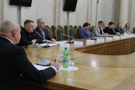 На Харьковщине разрабатывают проект антикоррупционной программы на 2019-2020 годы