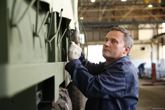 На Харьковщине промышленное производство выросло на 14,4%