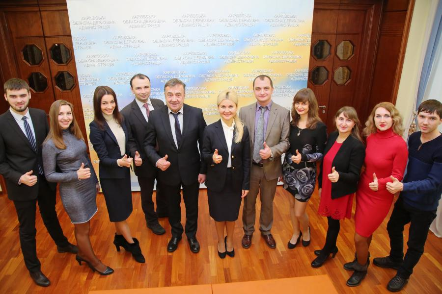 Молоді харківські вчені отримали президентські нагороди (відео)