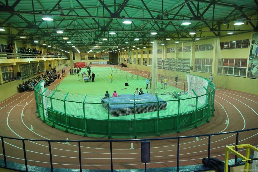 В 2019 на Харьковщине будут продолжать развивать спортивную инфраструктуру
