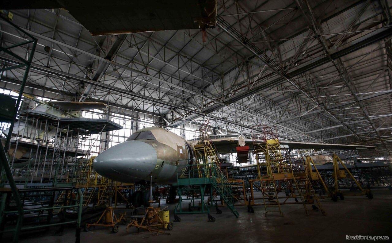 Харківський авіазавод може отримати держзамовлення на виробництво літаків АН-74 (відео)