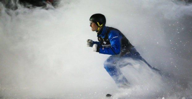 Харьковчанин стал вторым на чемпионате мира по фристайлу