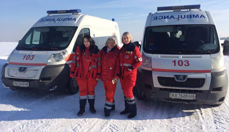 Харьковский облсовет выделит более 60 млн. грн. на приобретение автомобилей скорой помощи