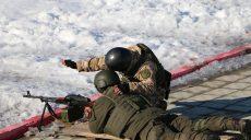 На Харьковщине завершились сборы пулеметчиков