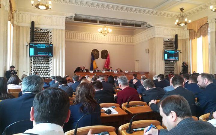 Депутаты Харьковского облсовета обратились к силовикам по поводу неисполнения решения суда по тарифам на проезд