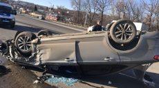 ДТП в Киевском районе: есть пострадавшие (фото)