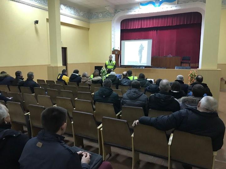 На Харьковщине повышают уровень подготовки школьных военруков