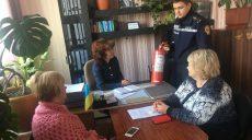 Спасатели проверяют избирательные участки на Харьковщине