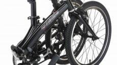 Єлектровелосипед-трансформер