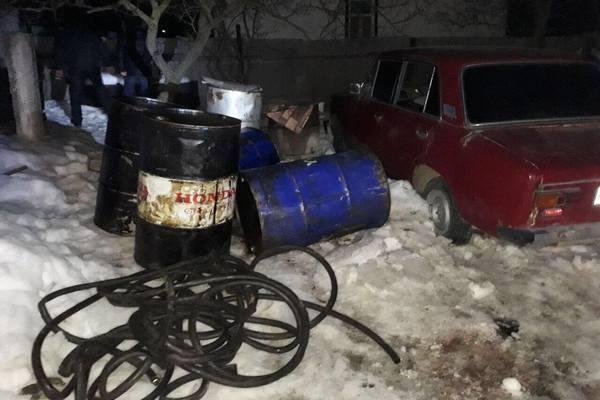 На Харьковщине разворовывали нефтепродукты акционерного общества «Укргаздобыча» НАК «Нафтогаз Украины»