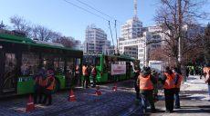 У Харкові представники профспілок комунальних підприємств підтримують підвищення проїзду (відео)