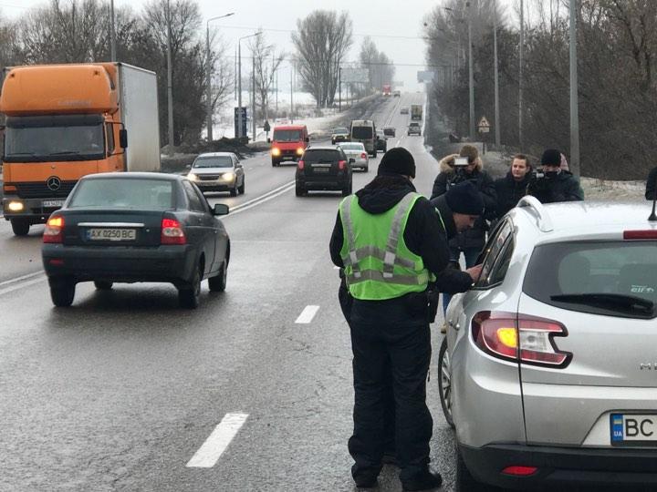 TruCam – на дорогах Харківщини: патрульні отримали п'ять радарів (відео)