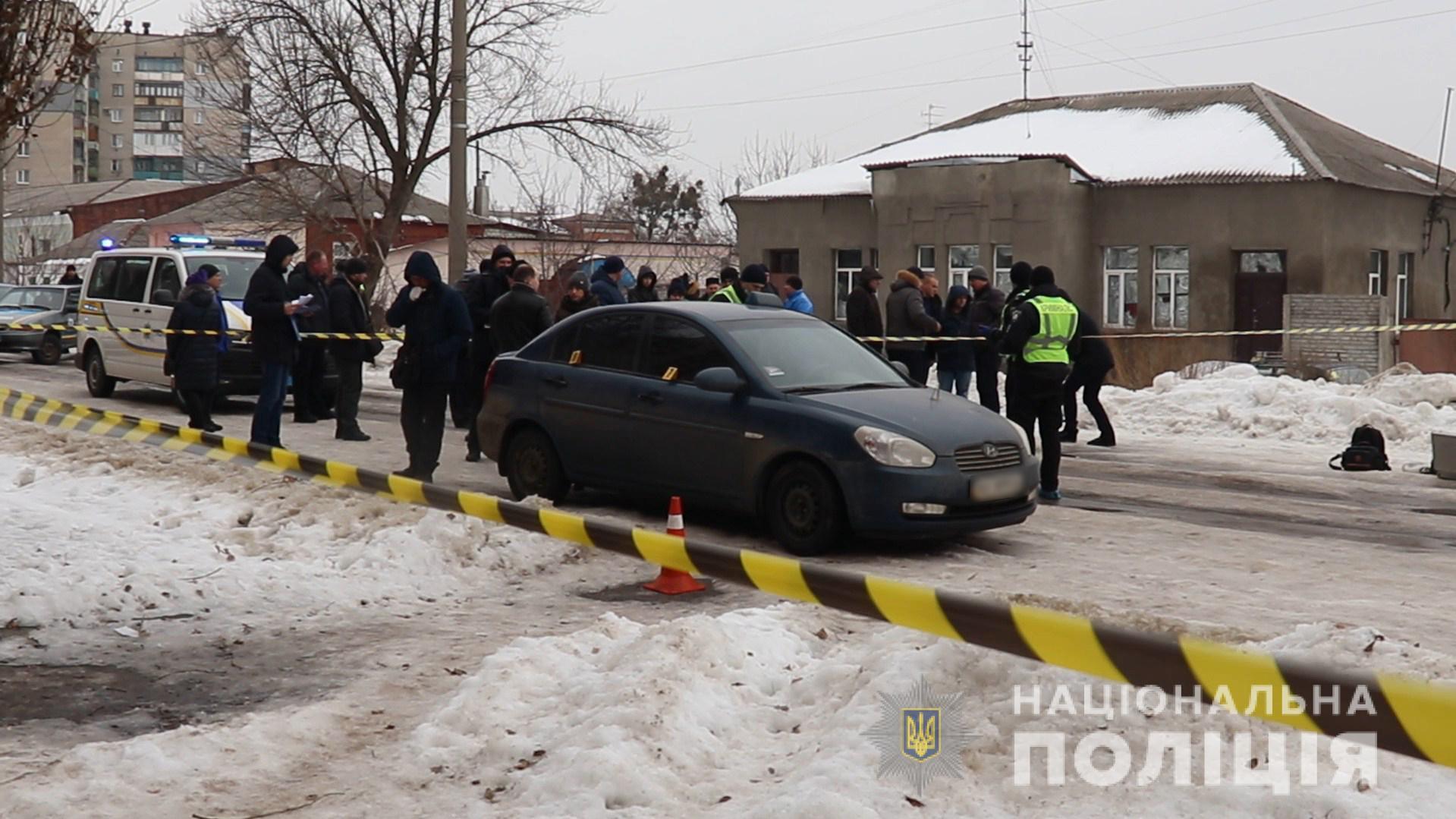 Стали известны причины убийства таксиста в Харькове