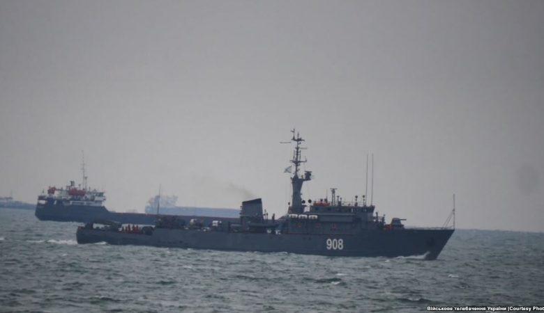 Украинцам предлагают присоединиться к флешмобу в поддержку освобождения моряков