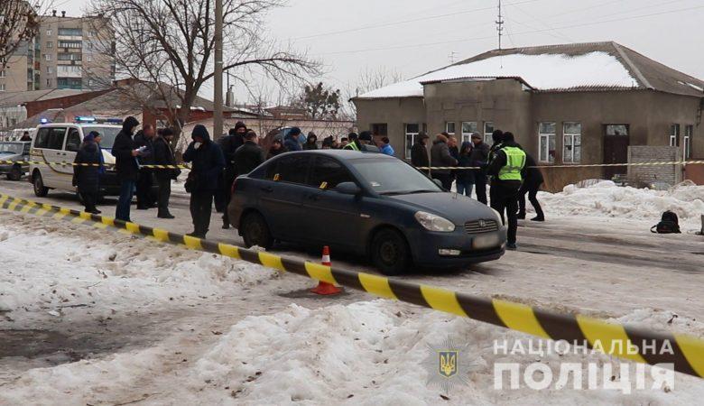 Убийство таксиста в Харькове: полиция назвала приметы подозреваемого