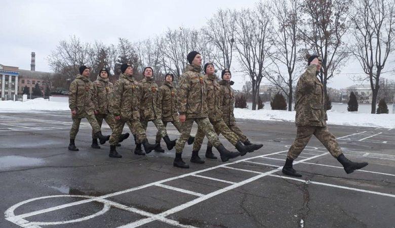 Харьковские кадеты провели мастер-класс для гражданских преподавателей