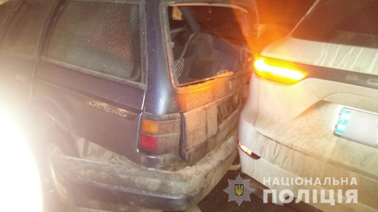 На трассе «Киев-Харьков-Довжанский» произошло ДТП (фото)