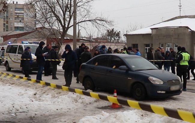У Харкові вбили таксиста (відео)