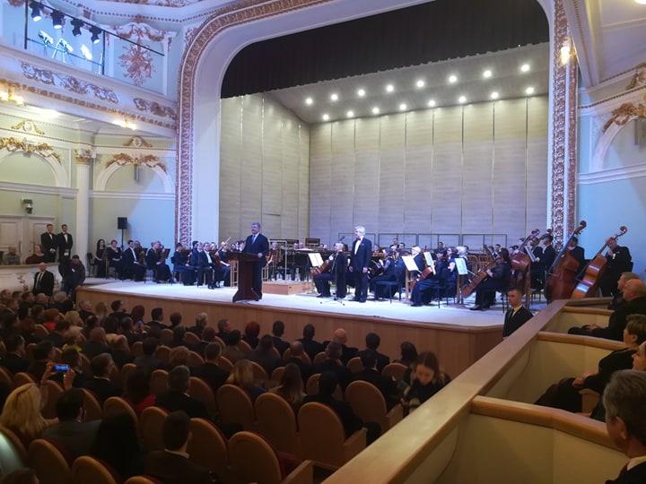 В оновленій Харківській філармонії відбувся перший концерт