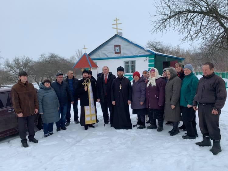 На Харьковщине первая религиозная община присоединилась к Православной церкви Украины