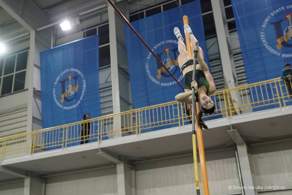Харьковчанка выиграла чемпионат Украины по легкой атлетике (фото)