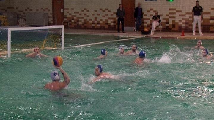 Четверка лучших ватерпольных команд сыграла в Харькове