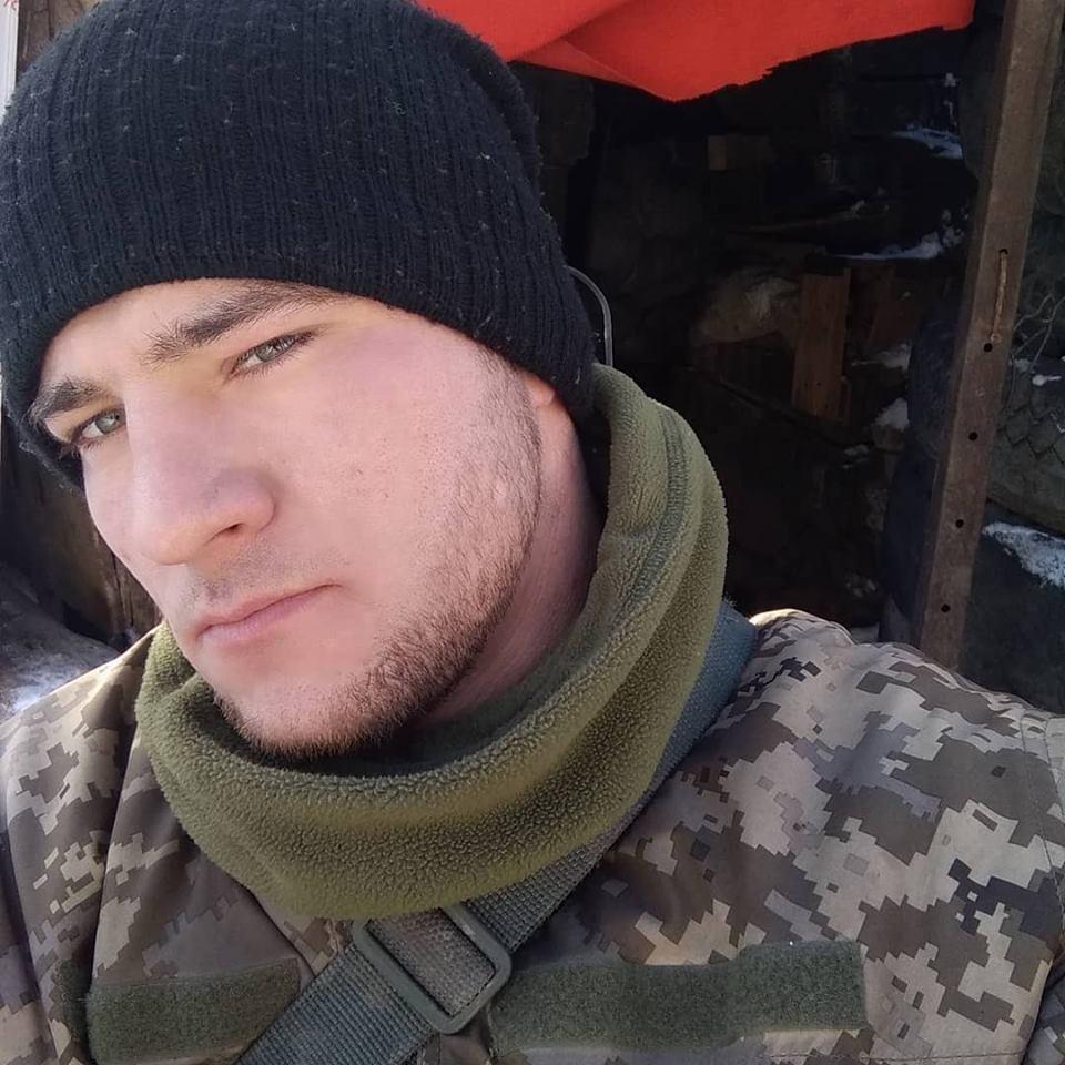 На Донбассе погиб боец родом из Харьковской области