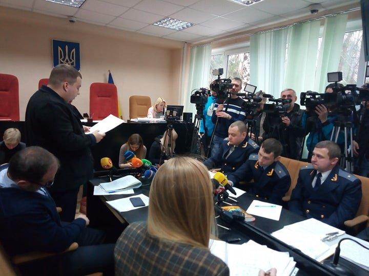 ДТП на Сумской: дебаты перенесли из-за отсутствия двух адвокатов Зайцевой (фото)
