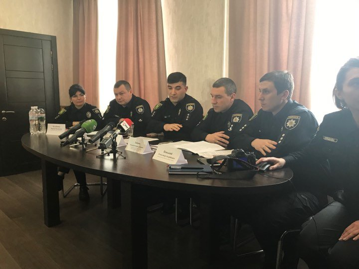 У Харкові обговорили результати роботи патрульної поліції за 2018 рік (відео)