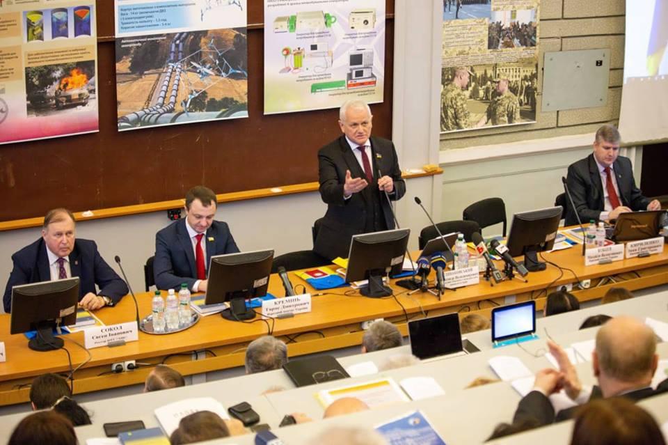 В Харькове по инициативе Александра Грановского прошло заседание парламентского комитета по науке и образованию