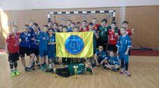 Открытый чемпионат Харькова по гандболу выиграли хозяева