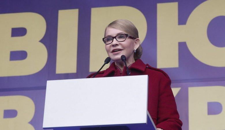 Юлия Тимошенко: «Люди получат квартиры, и строительство потянет экономику вверх»