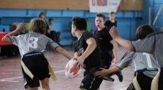 В Харькове определяют лучших регбистов среди школьников