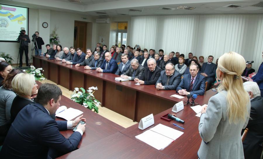 Колектив Харківського автомобільно-дорожнього університету отримав державні нагороди (відео)