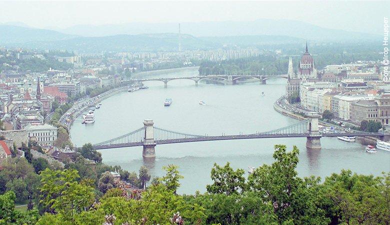 Urban-Travel: Будапешт