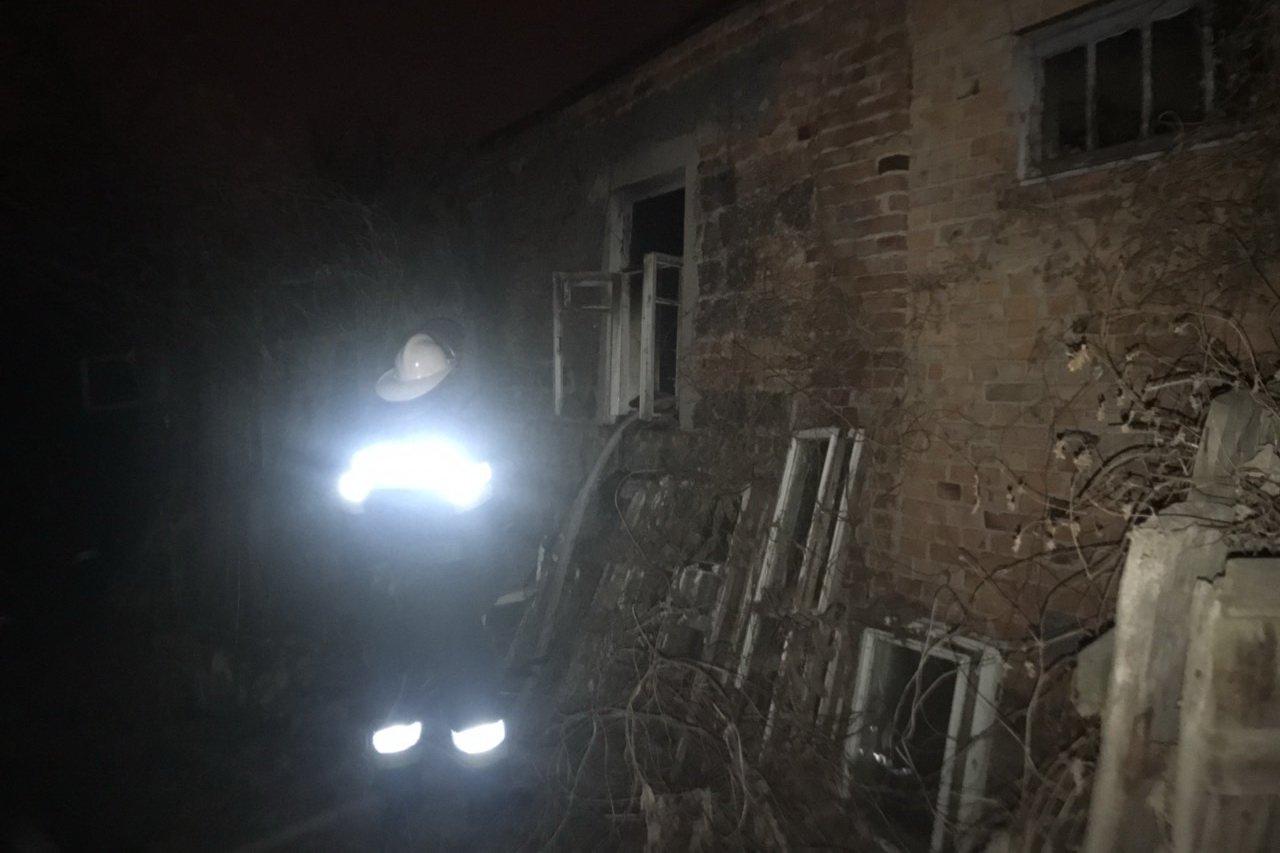 В Холодногорском районе на пожаре погиб человек