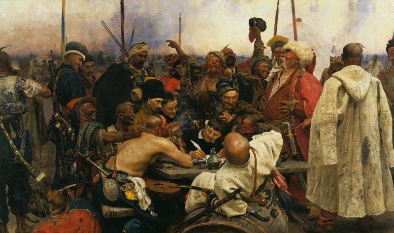 175-летию Ильи Репина юные художники Чугуева посвятили международные награды