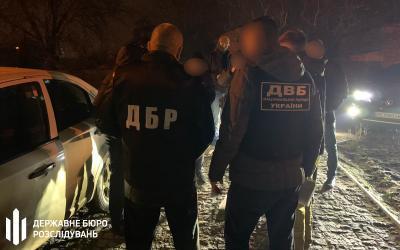 В Харькове на взятке задержали майора полиции (фото)