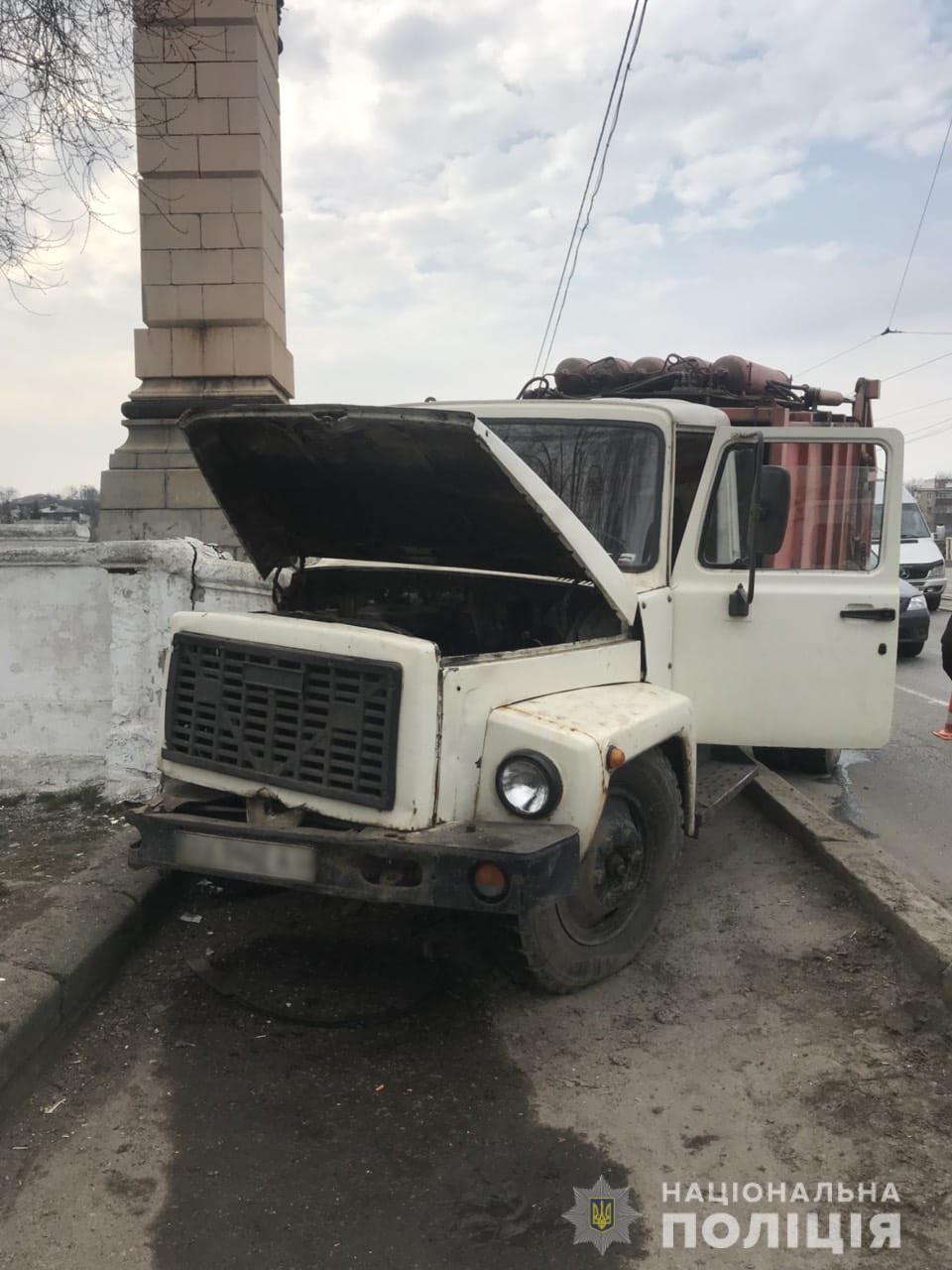 В Харькове сбили пешехода (фото)