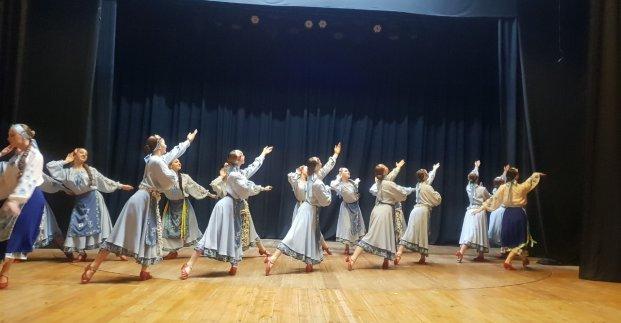 Студенты Харькова выступили в конкурсе художественной самодеятельности