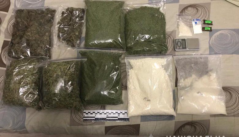 В Харькове задержаны одесситы-наркоторговцы