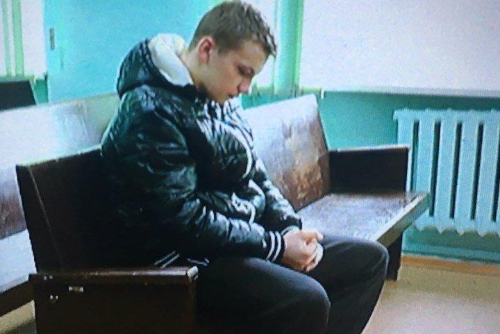 В Харькове избирают меру пресечения школьнику, который подозревается в убийстве своей девушки