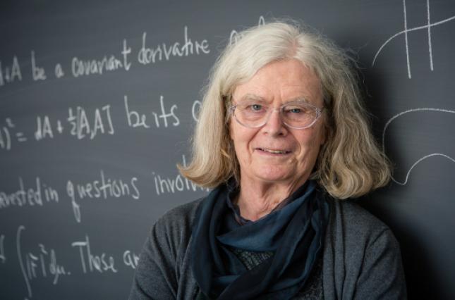 Лауреатом премии по математике впервые стала женщина