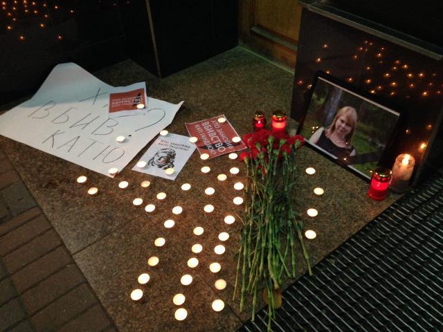 Луценко объяснил долгое расследование дела Кати Гандзюк несовершенством законов