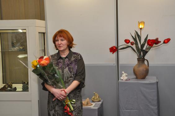 Харьковчан приглашают на выставку скульптуры
