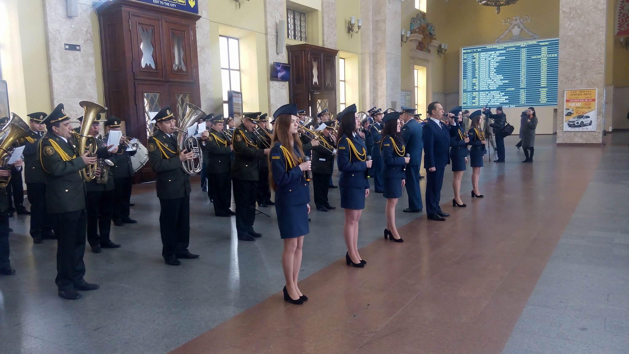 У Харкові відзначили День українського добровольця (відео)