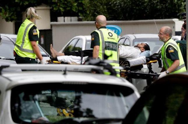 Расстрел мусульман в Новой Зеландии транслировался онлайн в соцсети