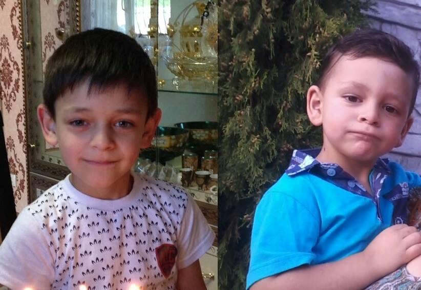 В Харькове разыскивают двух маленьких детей (фото)