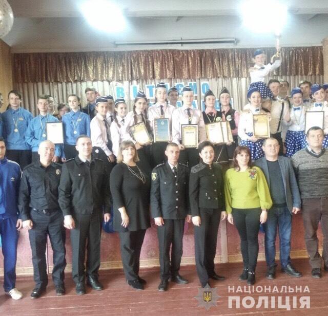 На Харьковщине прошел фестиваль «Юных инспекторов дорожного движения»