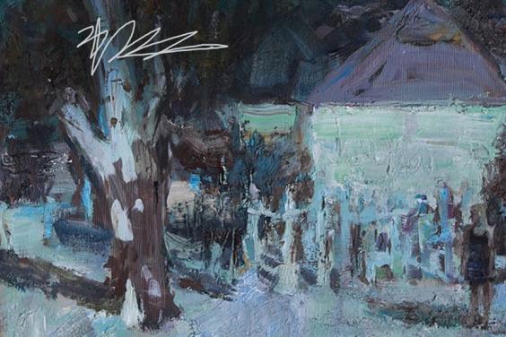Харьковчан приглашают посетить выставку китайского художника-импрессиониста, учившегося в Харькове